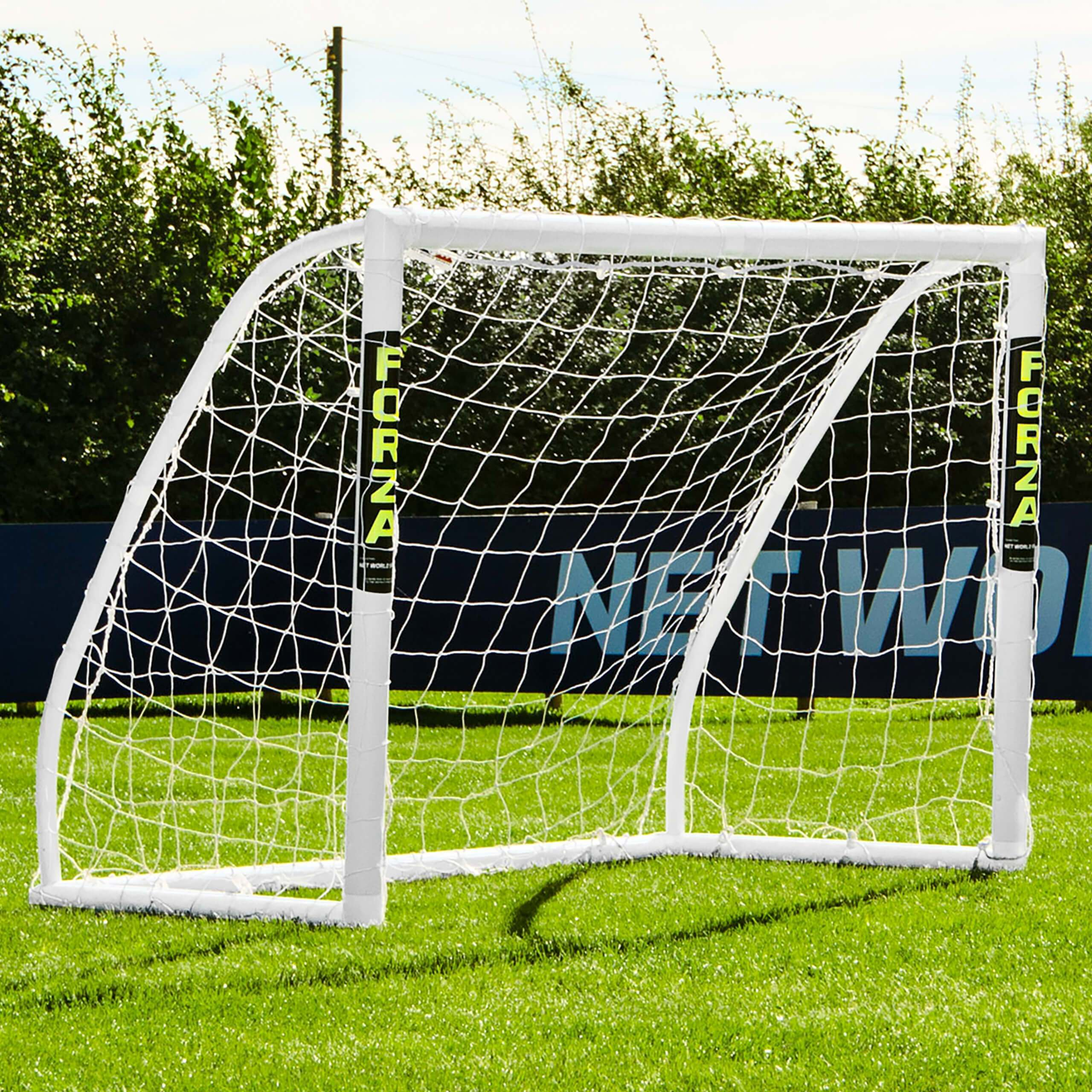 5 x 4 FORZA Match Football Goal Post Soccer Goal Post