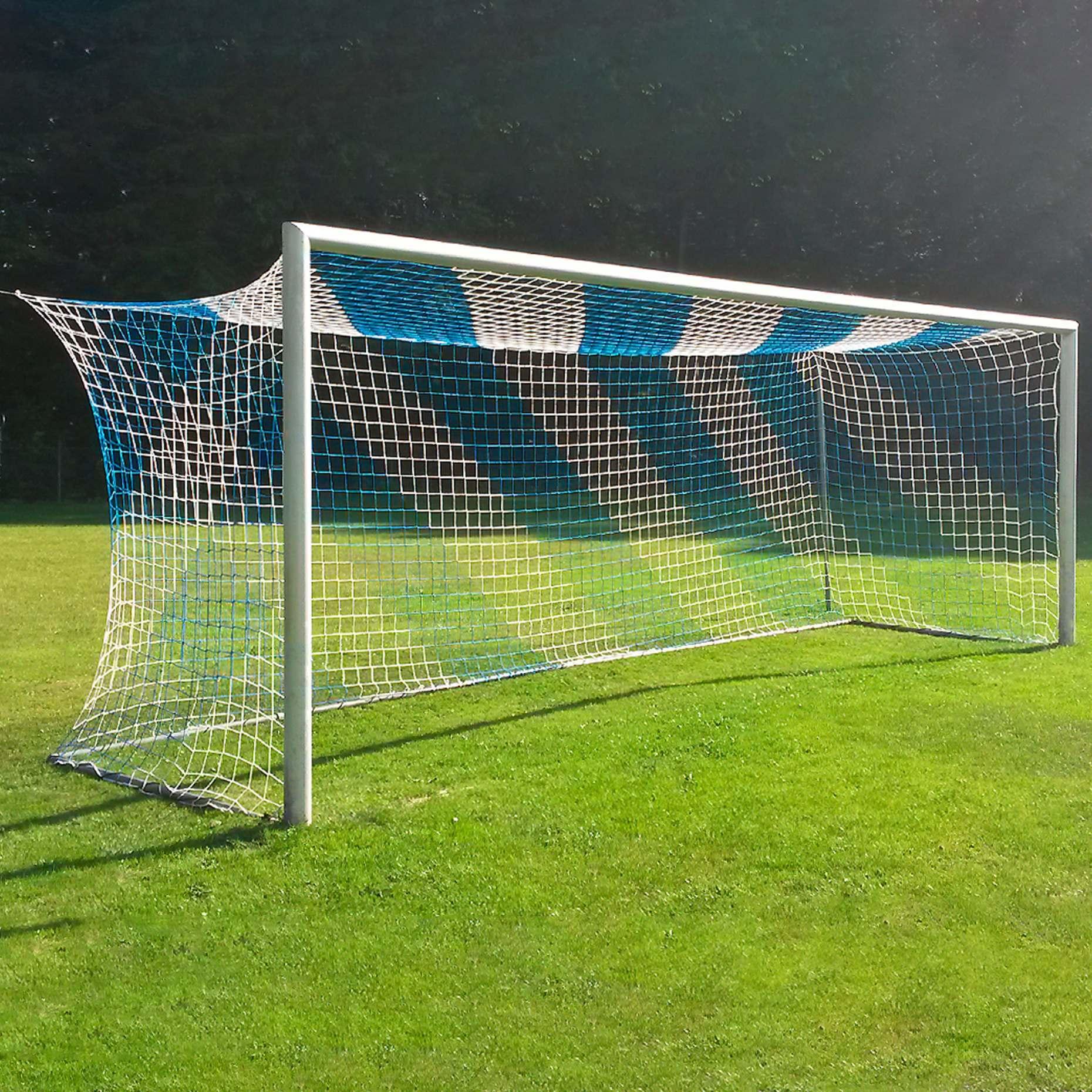 stadium box soccer goal nets net world sports