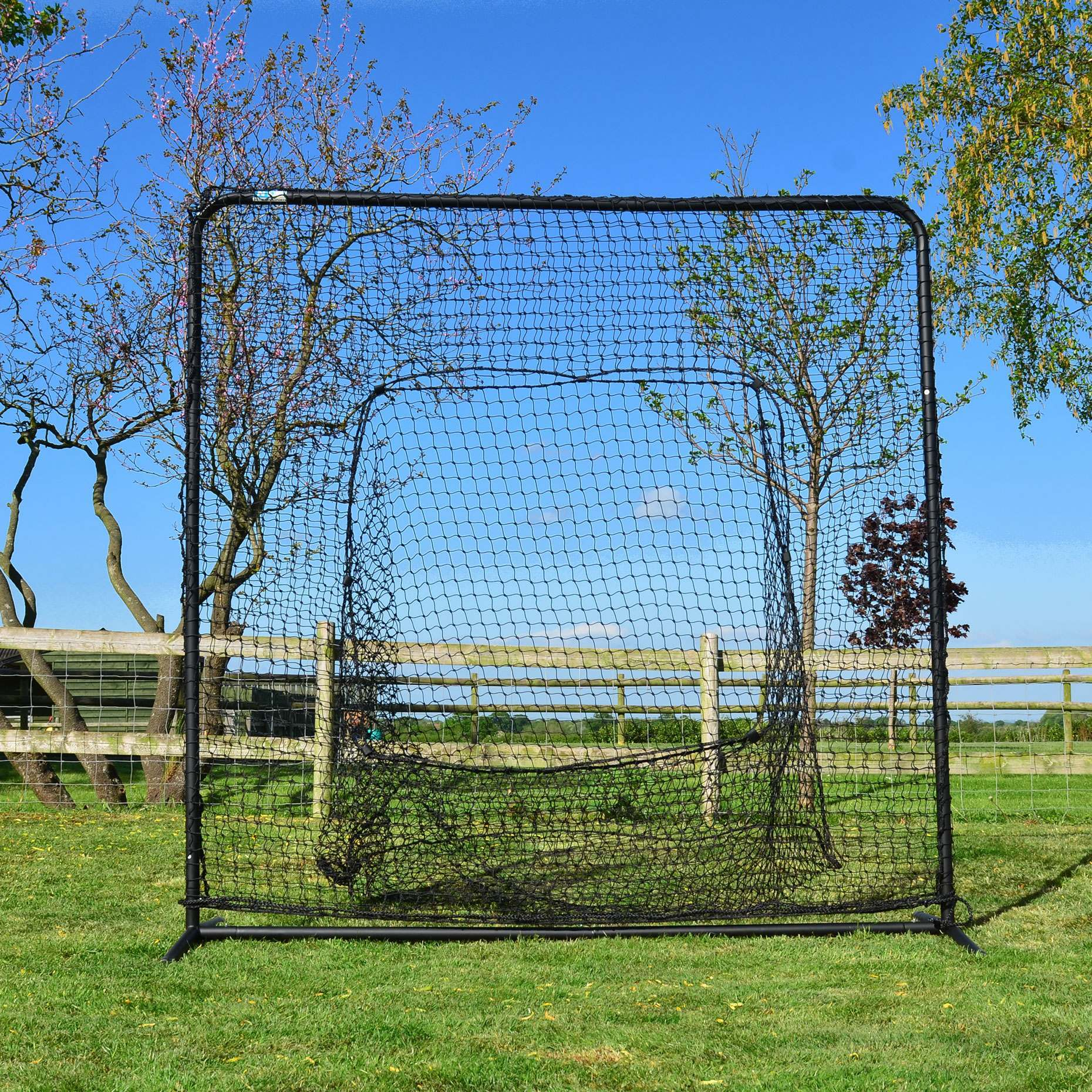 Baseball | FORTRESS Sock Net Screen - Perfect Your Batting or Pitching
