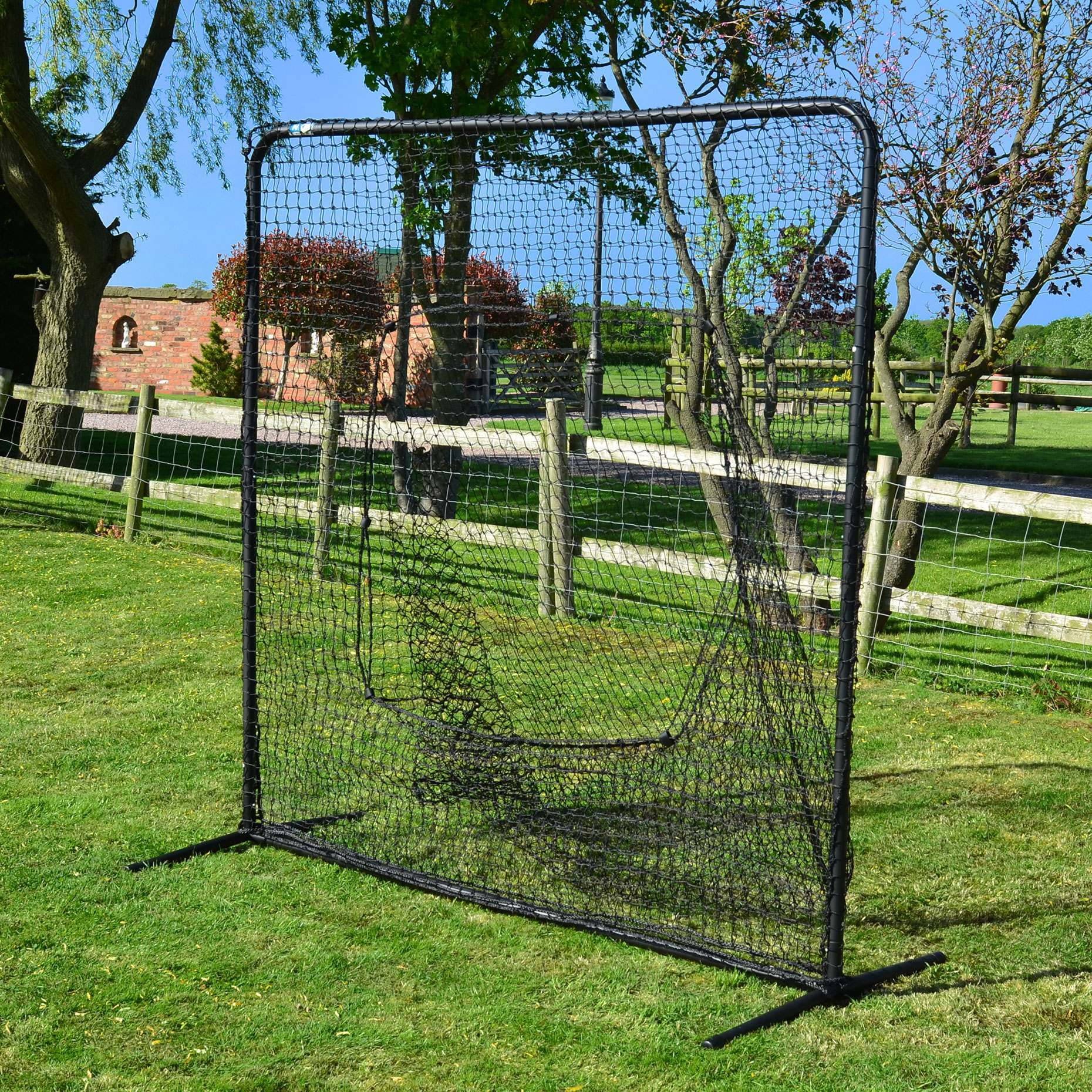 Baseball | FORTRESS Sock Net Screen - 2 in 1 Net