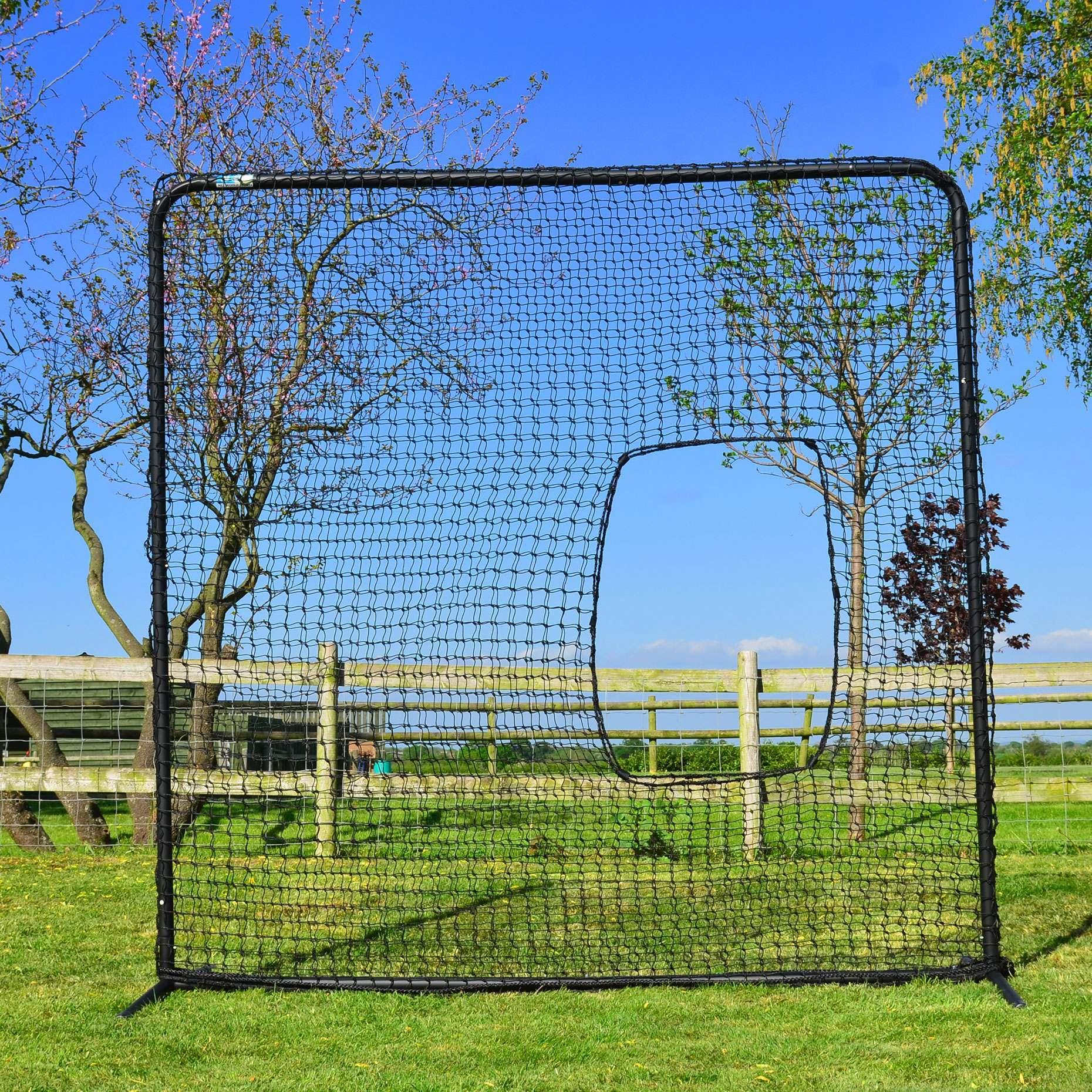 Softball | FORTRESS Softball Protection Screen